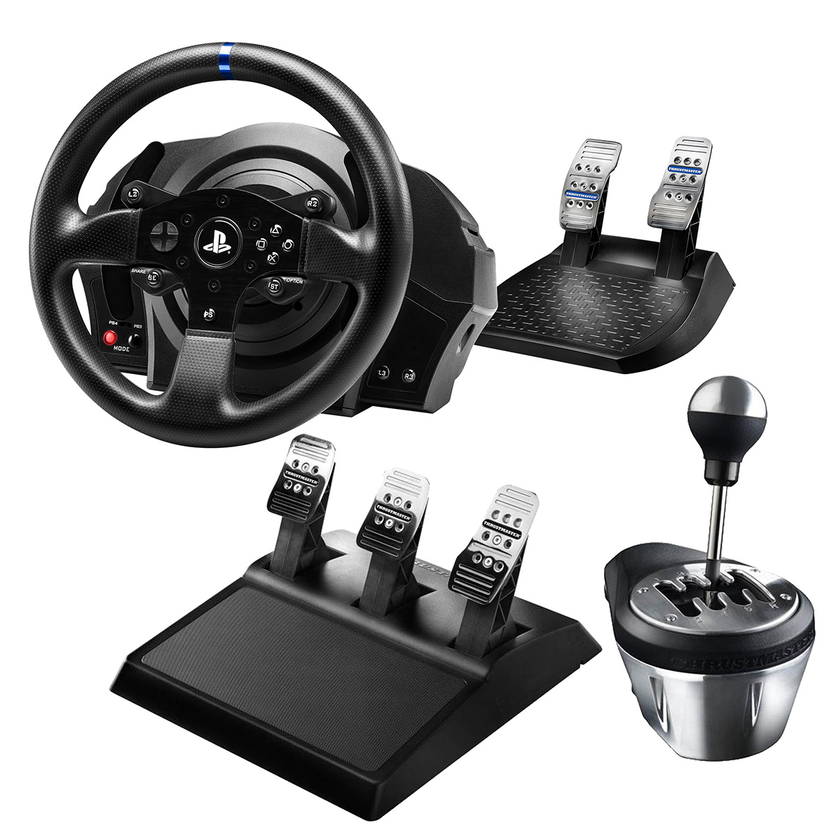 Recensione Thrustmaster T3PA TH8A