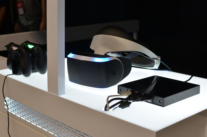 PlayStation Vr Box funzione
