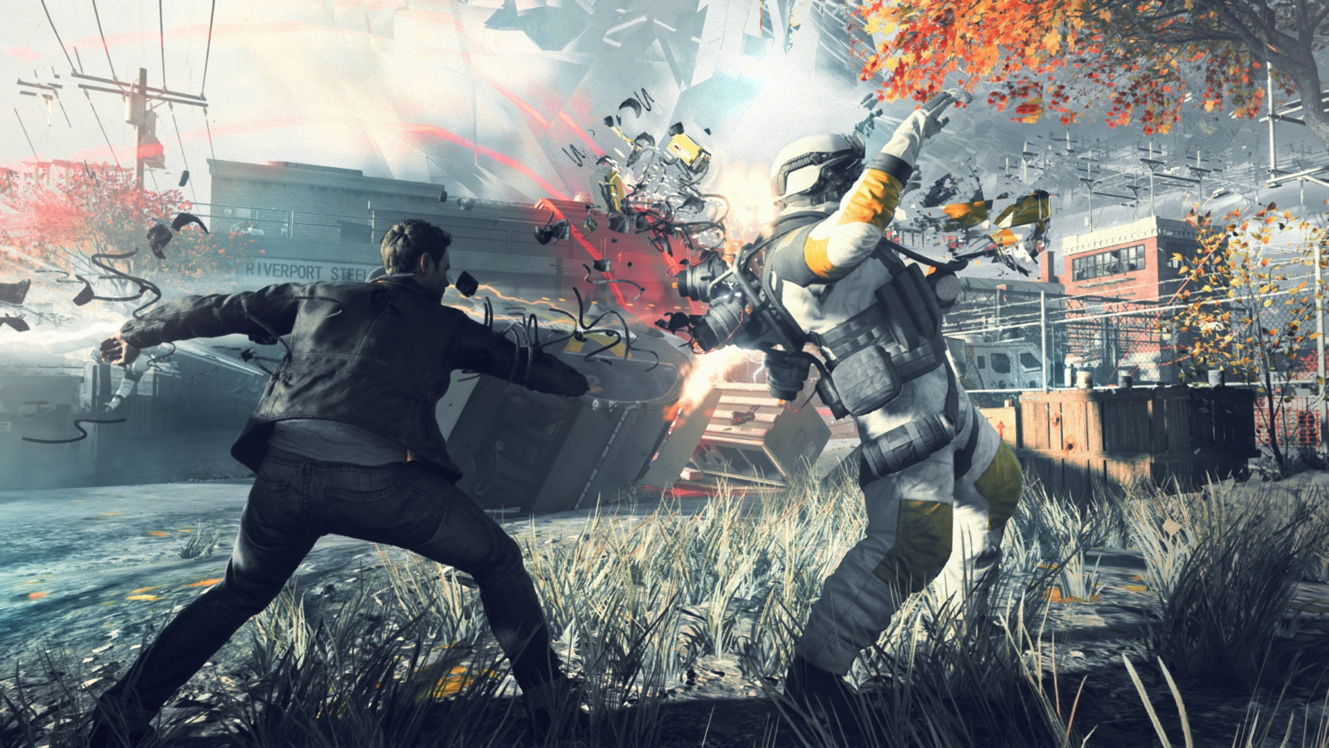 Quantum-Break