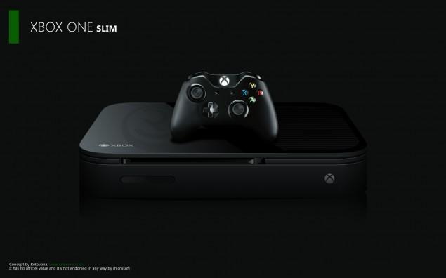 PlayStation 4 Slim Xbox One Slim