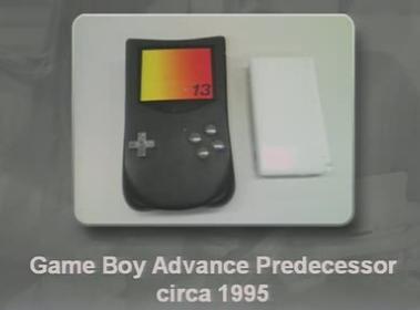 progetto atlantis game boy Nintendo