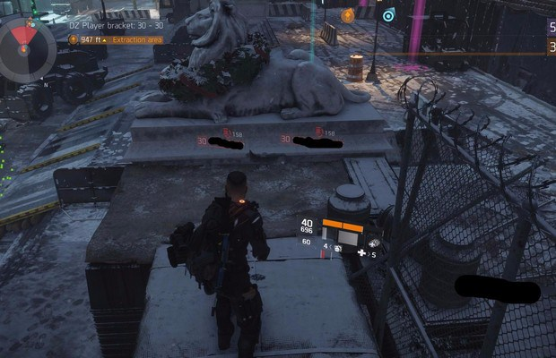 the-division-glitch-statua