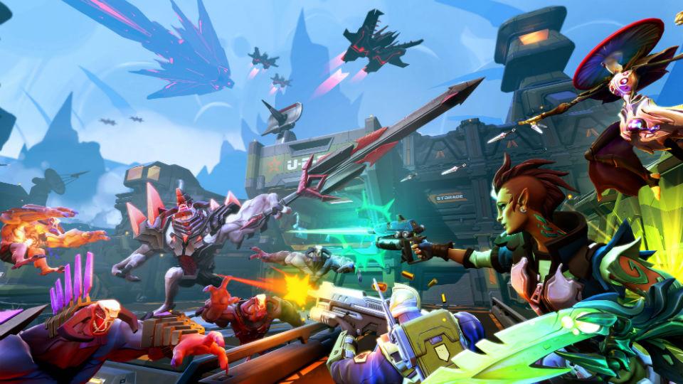 Battleborn Gameplay 3