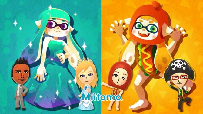 Splatfest Splatoon Wii U Nintendo