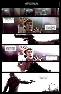 Resident evil tavola 1