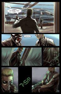 Resident evil tavola 3