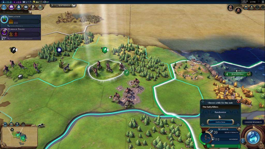 civilization nebbia