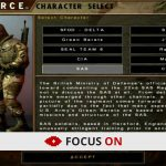 Delta Force – Focus On