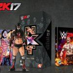 Cosa contiene la WWE 2K17 NXT Edition?