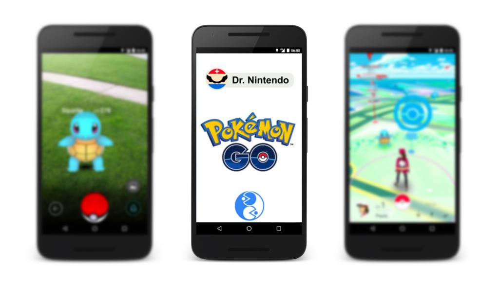 Dr. Nintendo Pokemon Go