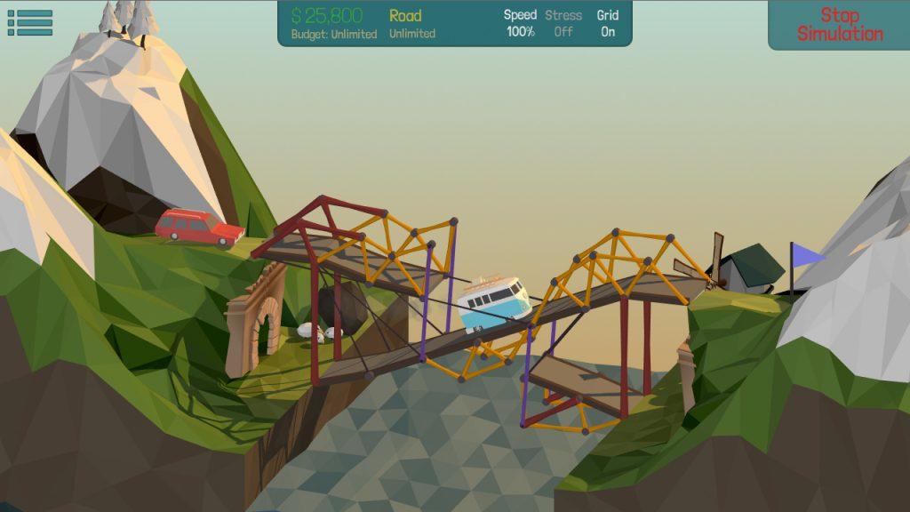 Poly Bridge 5