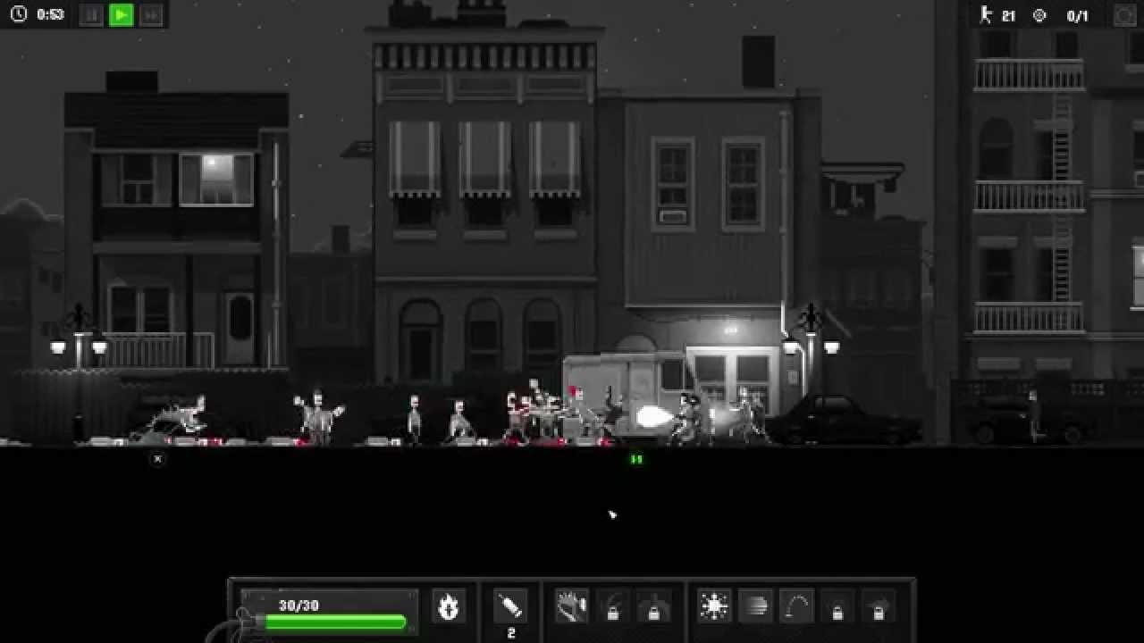 Zombie Terror Night3