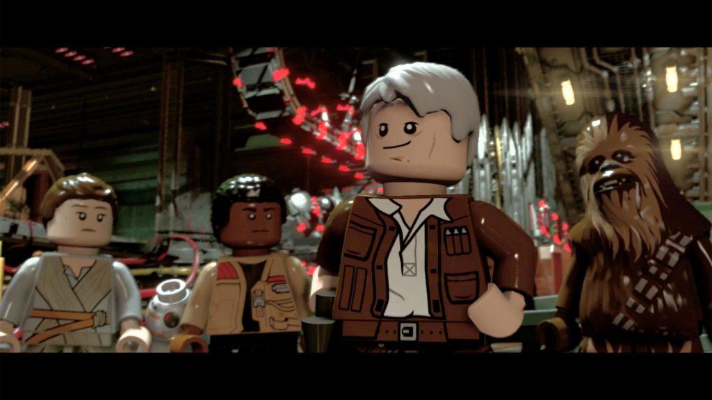 Lego Star Wars Il Risveglio della Forza Screen 1