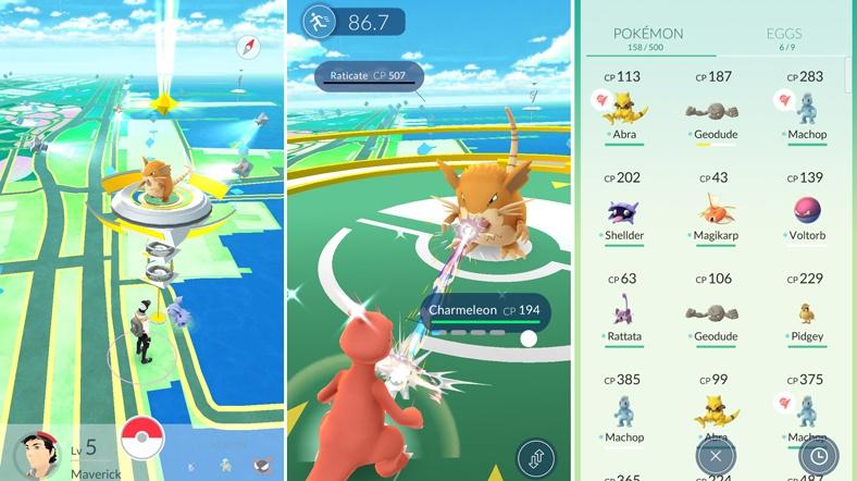 pokemon-go- palestre