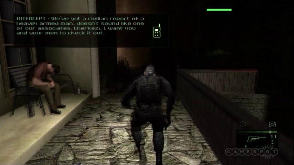 splinter-cell gameplay