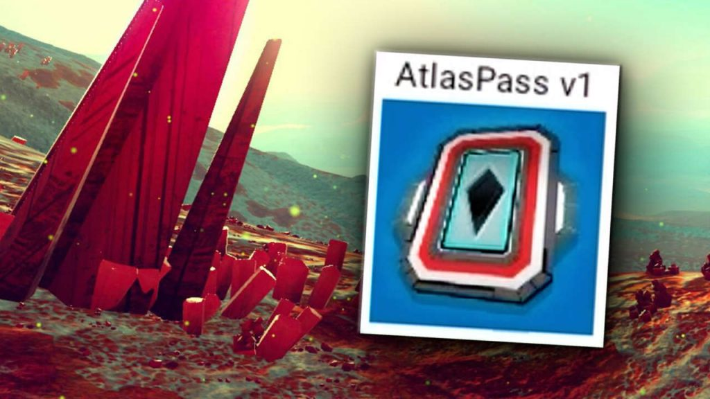 No Man's Sky pass Atlas