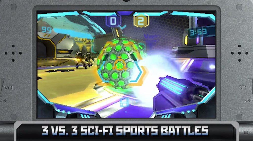 Metroid Prime Federation Force 3DS 04