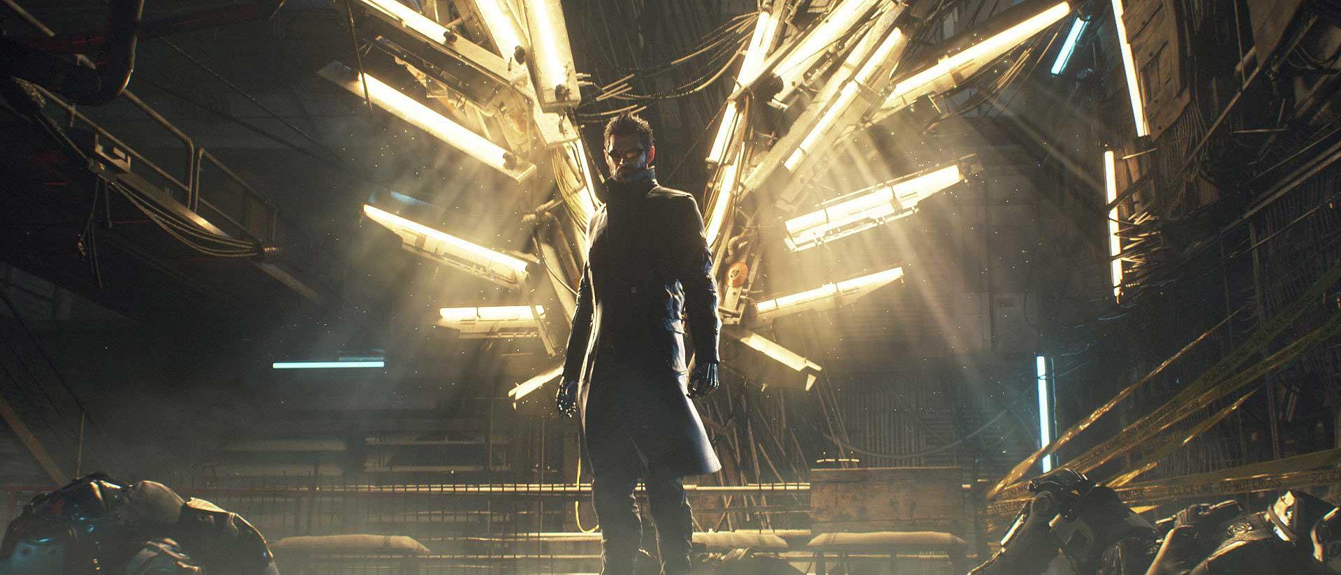 Deus Ex Mankind Divided recensione 01