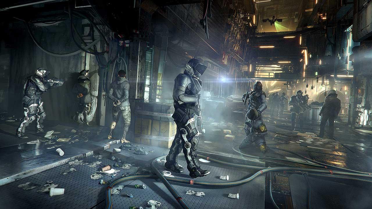 Deus Ex Mankind Divided recensione 02