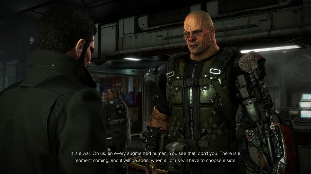 Deus Ex Mankind Divided recensione 03