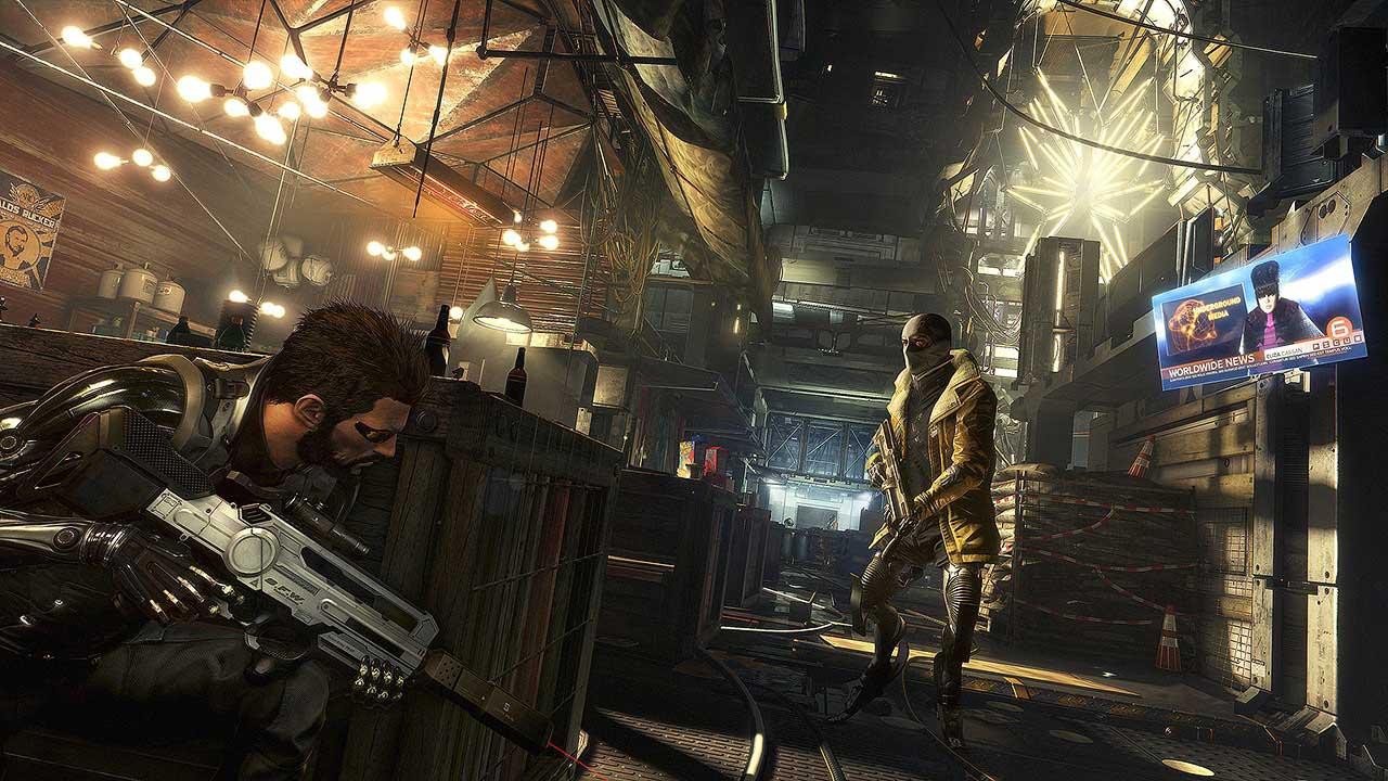 Deus Ex Mankind Divided recensione 04