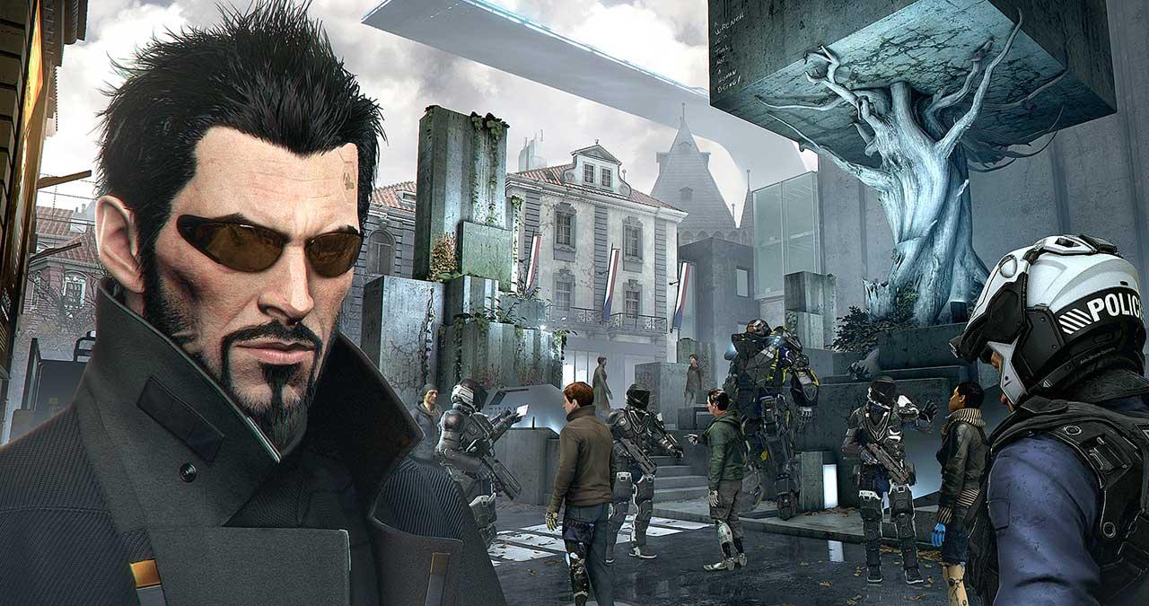 Deus Ex Mankind Divided recensione 06