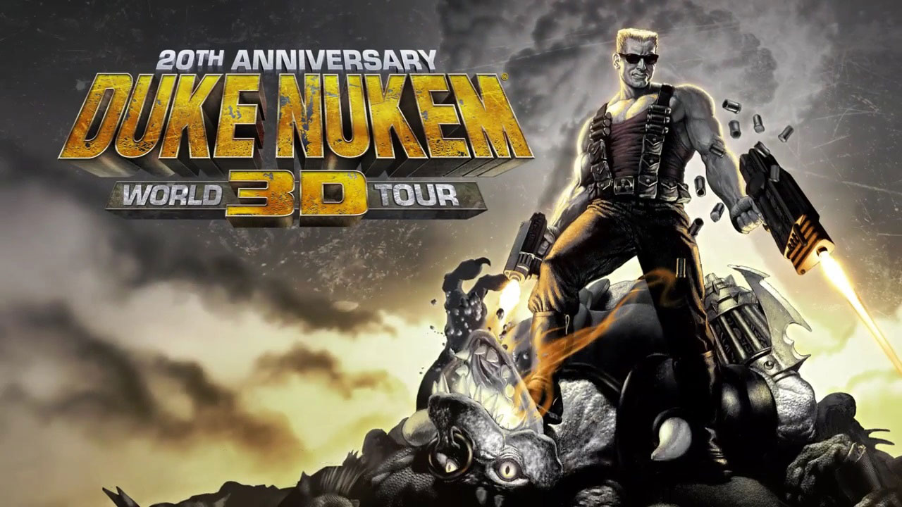 Duke Nukem 3D 20th Anniversary Edition
