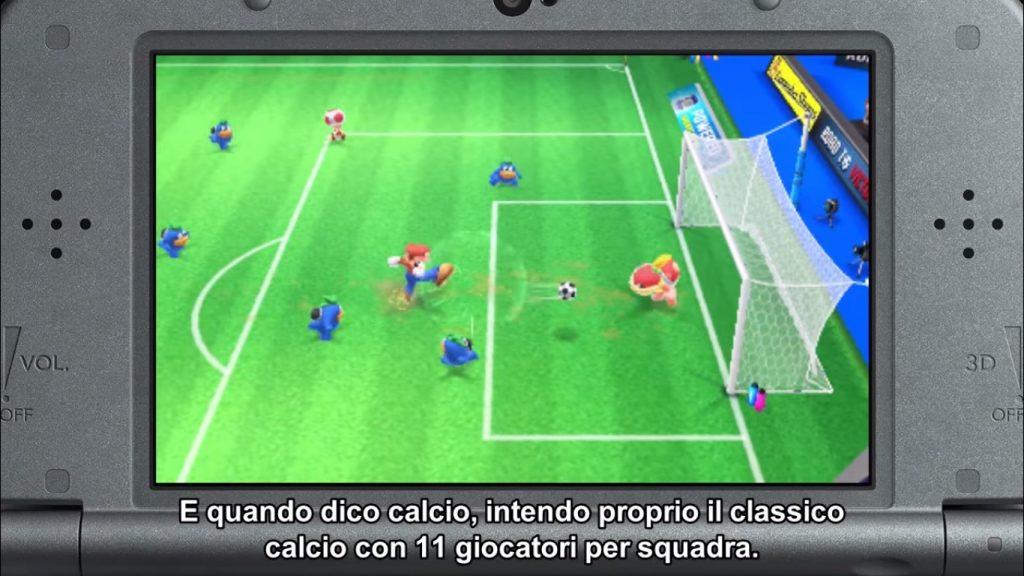 Nintendo Direct 3DS Mario Sports Super Stars