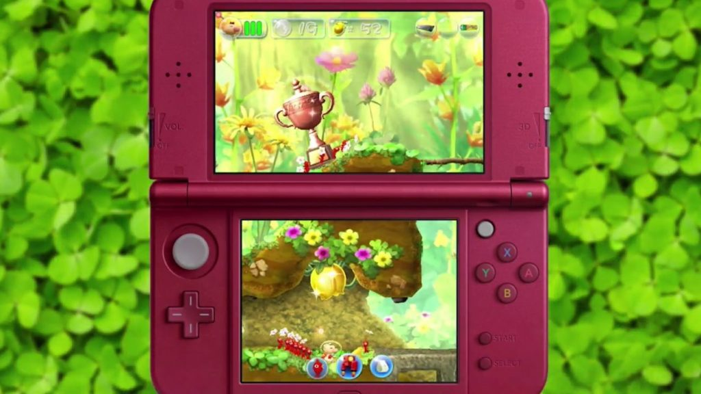 Nintendo Direct 3DS Pikmin