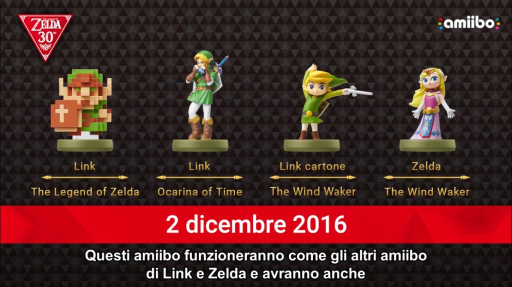 Nintendo Direct 3DS Zelda Amiibo