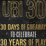 Ubi30: quali sono i giochi gratuiti?