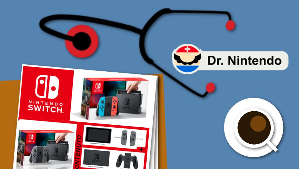 Dr. Nintendo Switch domande