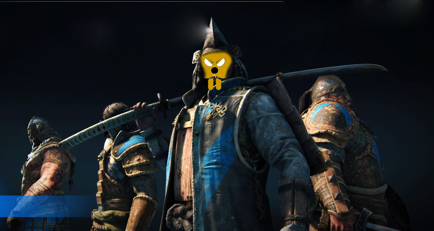 For Honor CASTORO Picchiaduro MOBA