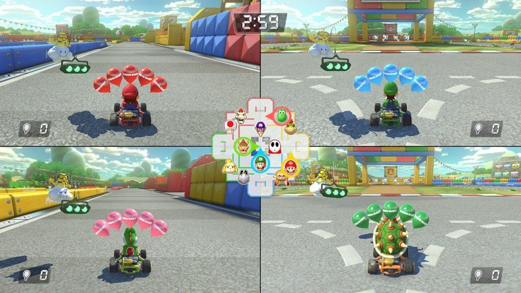 Mario Kart 8 Deluxe Nintendo Switch Gamempire
