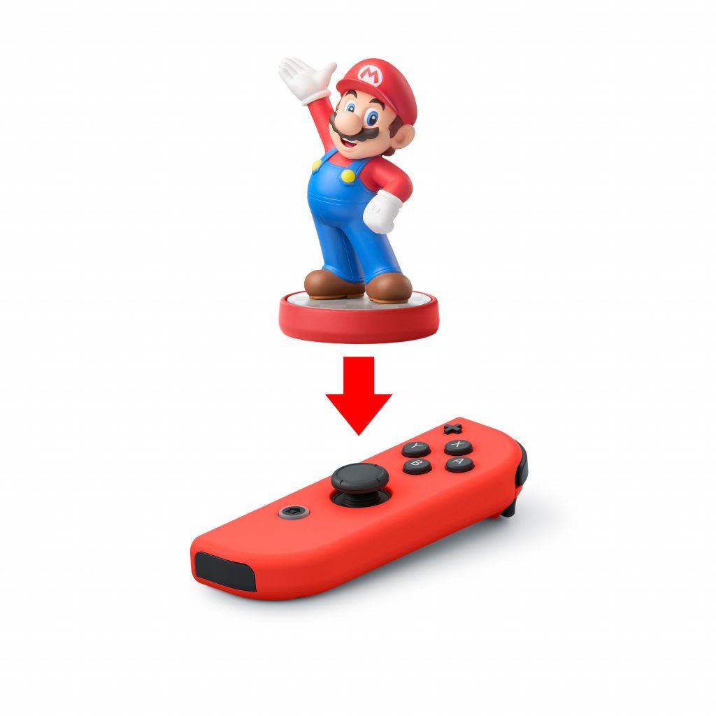 Nintendo Switch Amiibo NFC