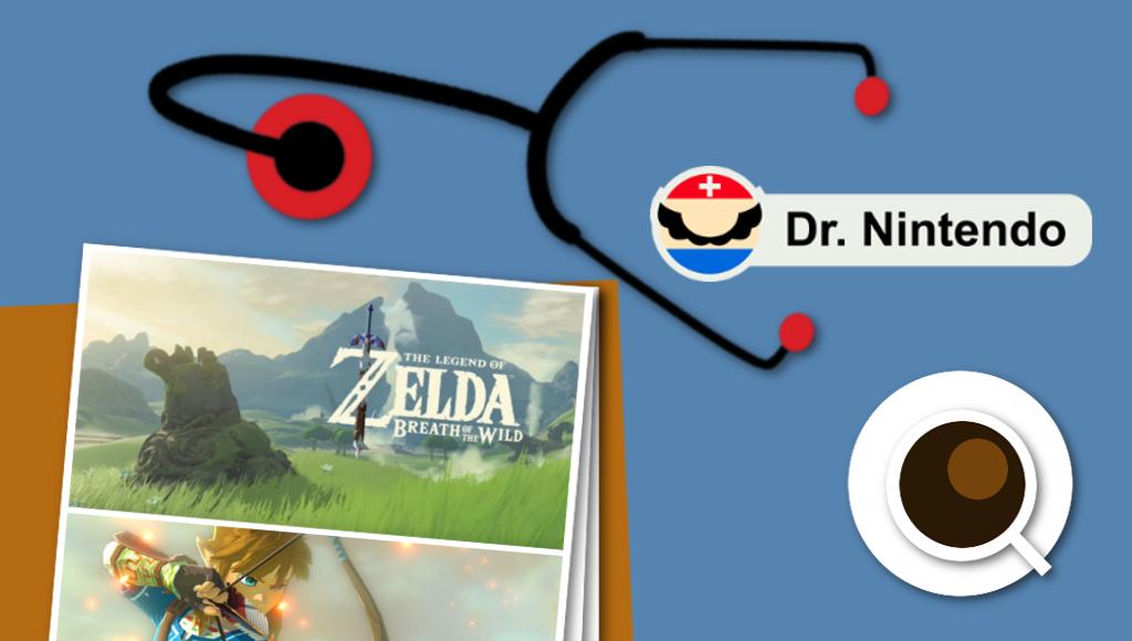 Dr. Nintendo The Legend of Zelda Breath of the Wild