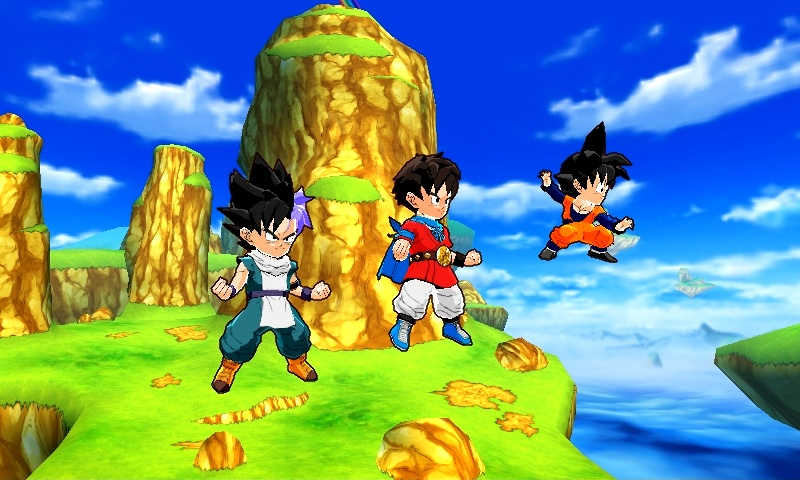 Dragon-Ball Fusions Nintendo 3DS Bandai Namco Gamempire 003