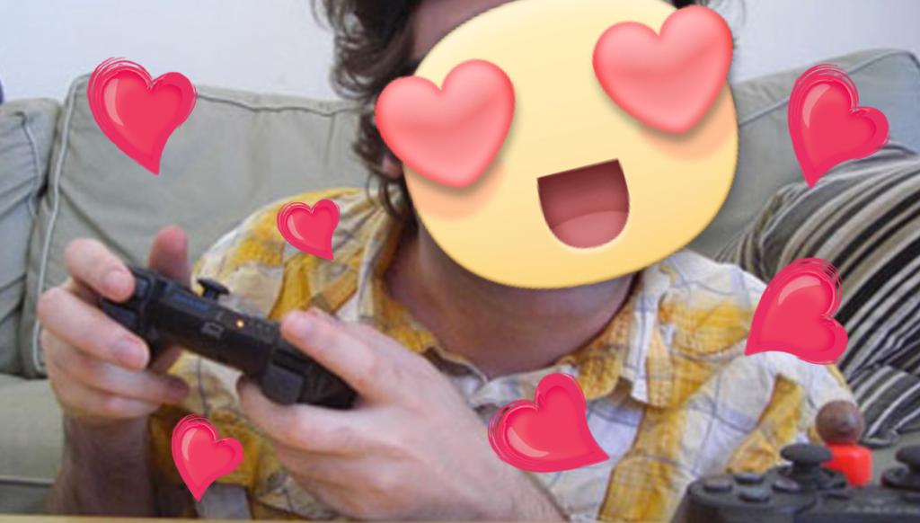 Gamempire Videogiocatore Innamorato