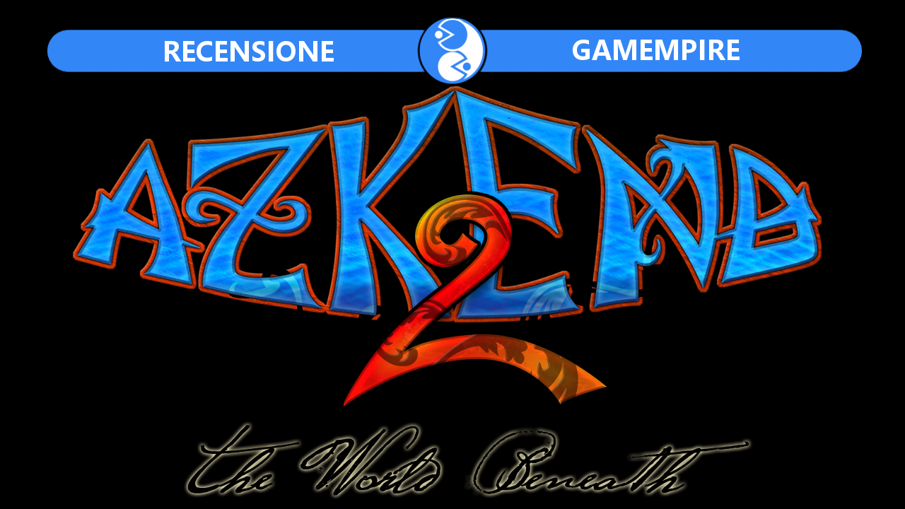 Recensione azkend 2 the world benath pc puzzle d for Cabine in piccione forgiano con giochi arcade