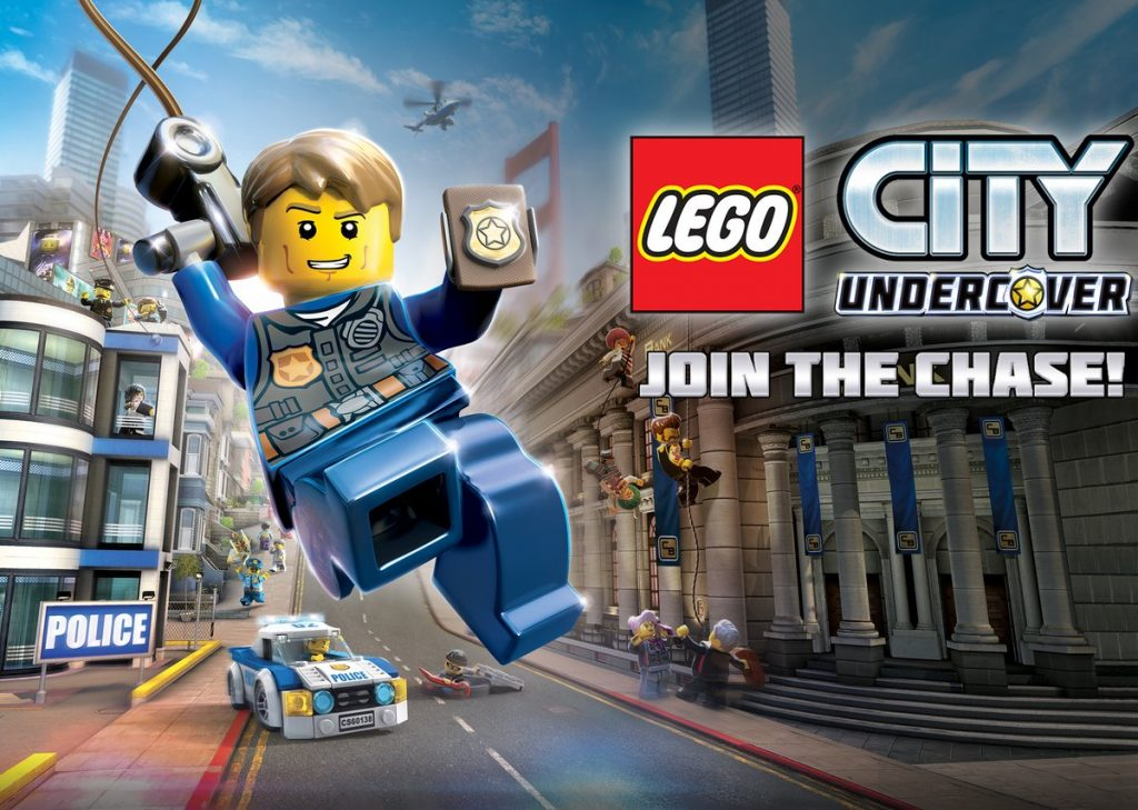 Lego City Undercover PS4 Xbox One NS PC Gamempire