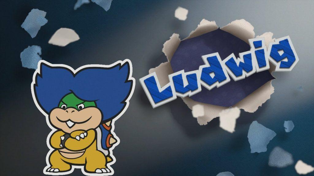 Paper Mario Colour Splash Nintendo Wii U Ludwig Gamempire