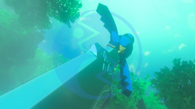 The Legend of Zelda Breath of the Wild Spada Suprema Gamempire