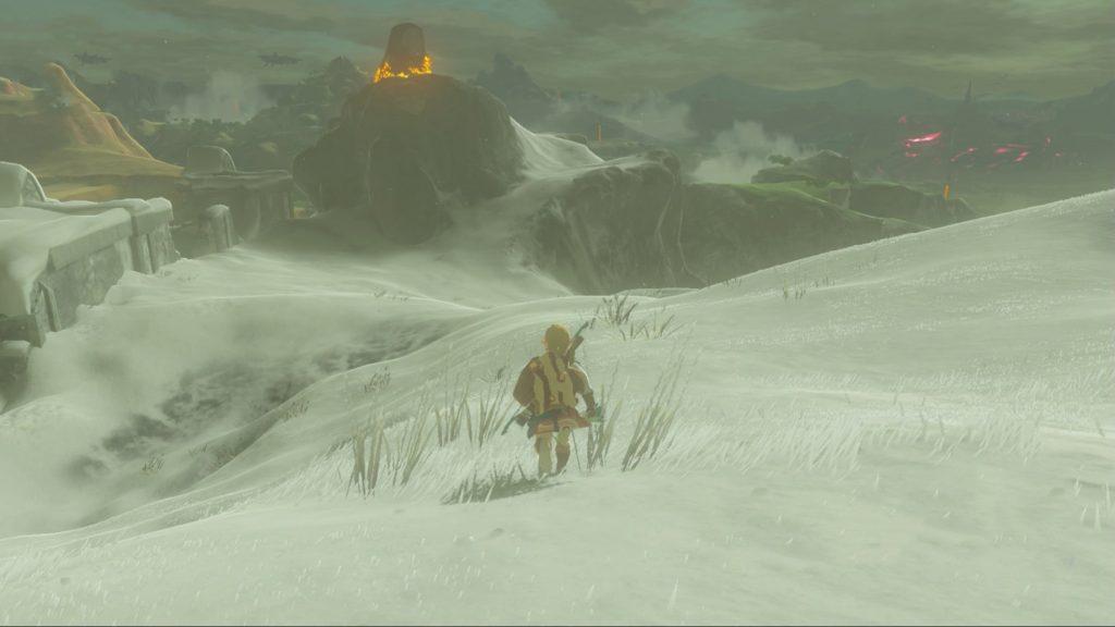 Zelda Breath of the Wild Nintendo Wii U Switch tunica antifreddo copertina Gamempire