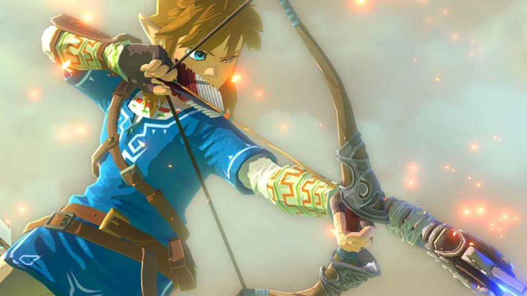 Zelda Breath of the Wild arco del viandante Nintendo Wii U Switch Gamempire