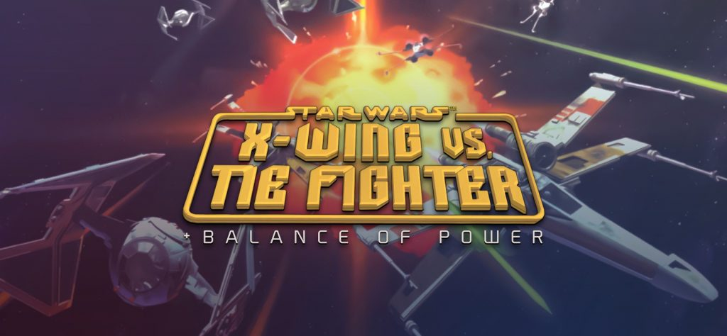 Star Wars X Wing vs Tie Fighter Gamempire