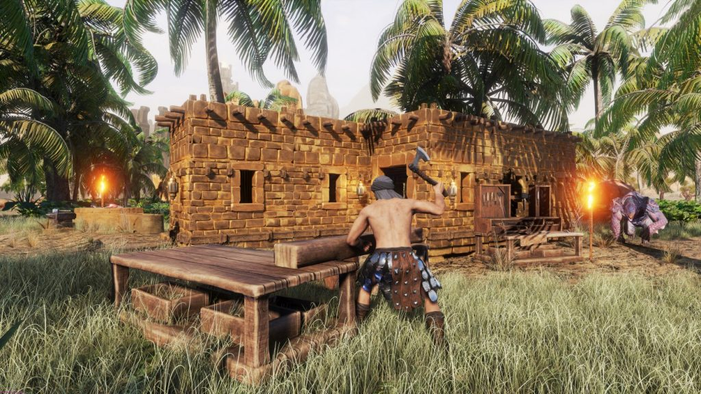 Conan Exiles Crafting PC Gamempire