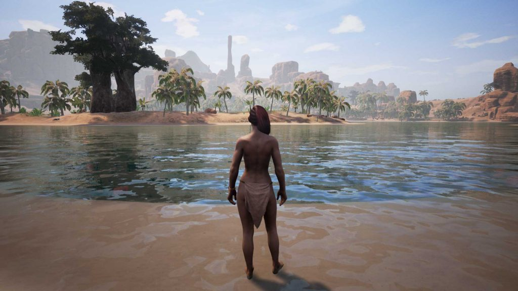 Conan Exiles GRAFICA PC Gamempire
