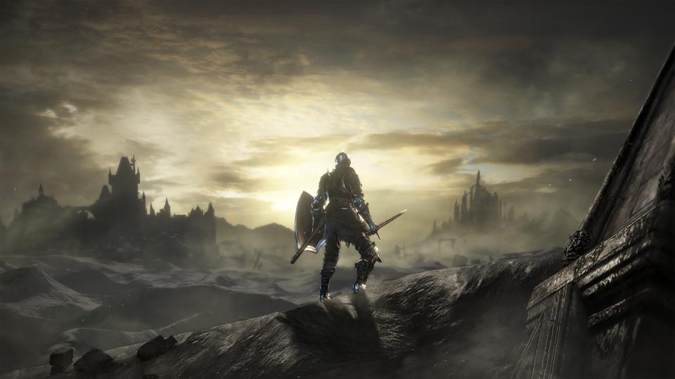 Dark Souls III the Ringed City 01 Gamempire