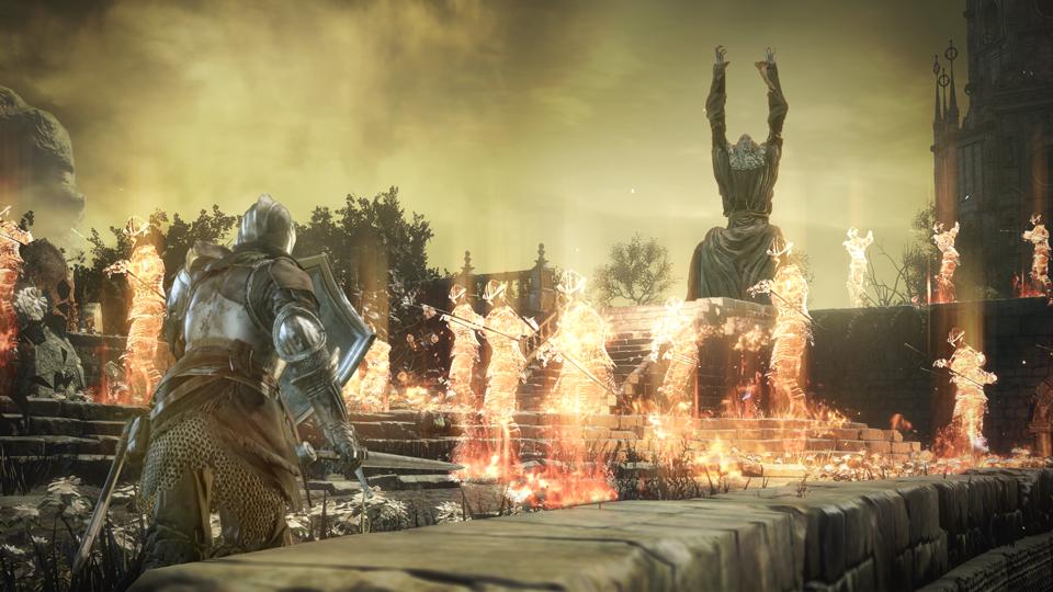 Dark Souls III the Ringed City 02 Gamempire