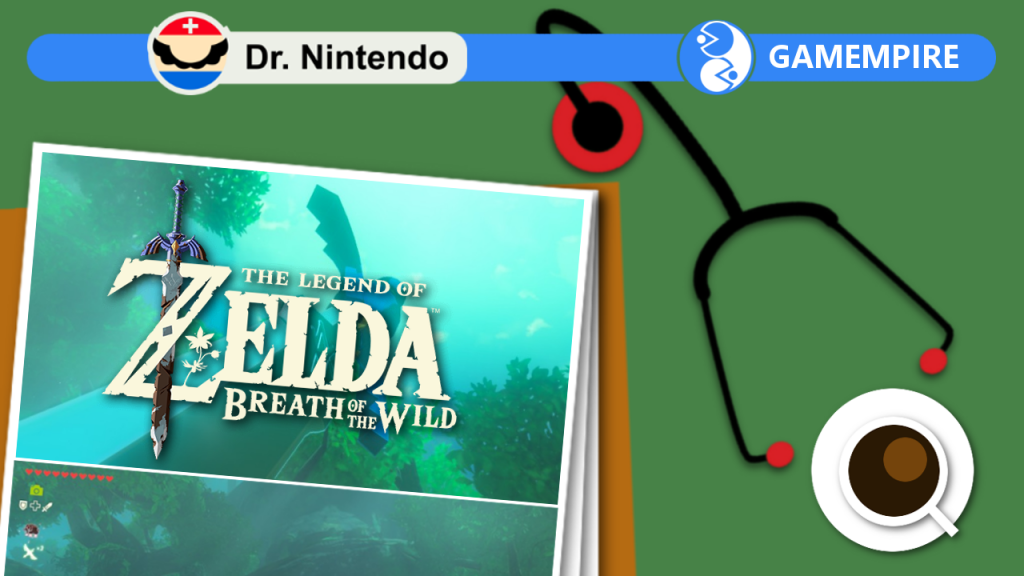 Dr Nintendo Extra recensione Breath of the Wild